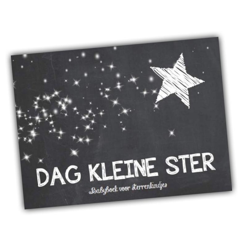Dag kleine ster | Babyboek voor sterrenkindjes
